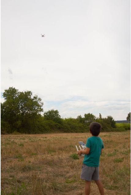 Télépilotage-Drone-Phamtom-3