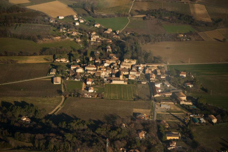 village-dans-le-Gard