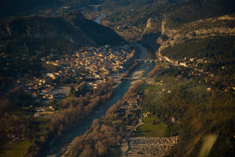 vue-aérienne-d'Anduze